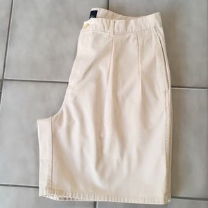 Polo by Ralph Lauren Classic Chino Pleated Shorts